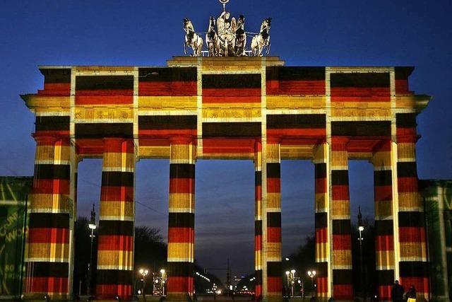 Vertrauen der Deutschen in den Staat ist gewachsen