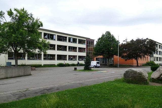 Zwei Schulklassen der Kastelbergschule in Waldkirch befinden sich in Quarantäne