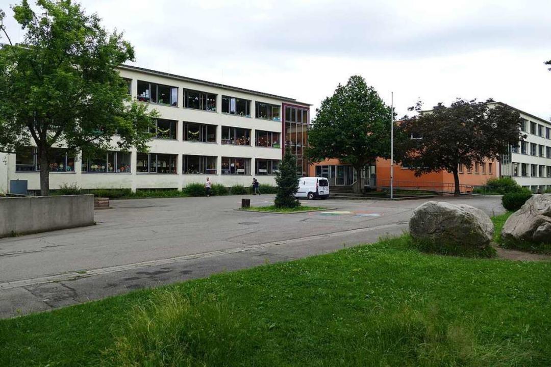 Die Kastelbergschule in Waldkirch  | Foto: Sylvia Sredniawa