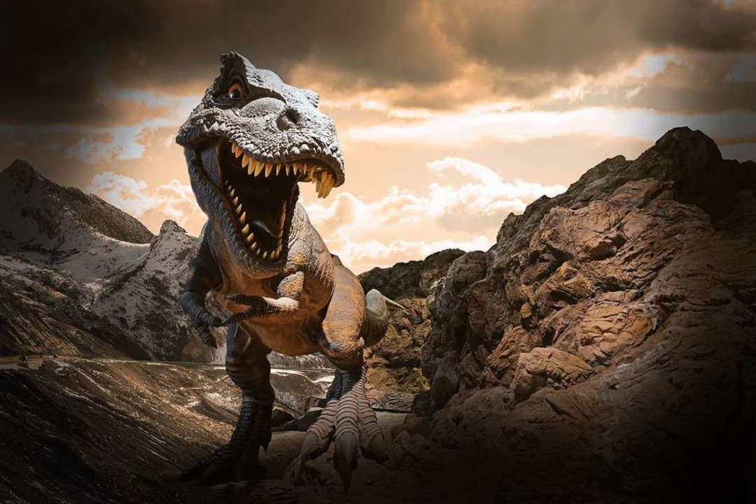 Zu jedem Saurier gibt es ein paar Fakt... allem Bilder auf dinosaurpictures.org  | Foto: sahachat - Fotolia