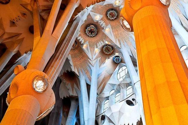 Die Sagrada Familia wird wegen Corona nicht pünktlich fertig