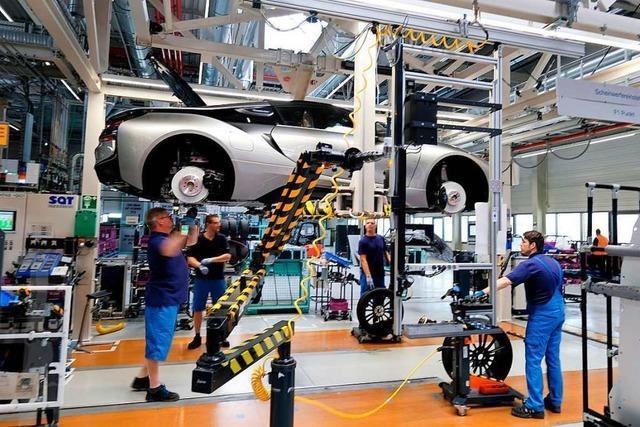 Detroit taugt nicht als Vorbild für den Wandel der Autobranche in Baden-Württemberg