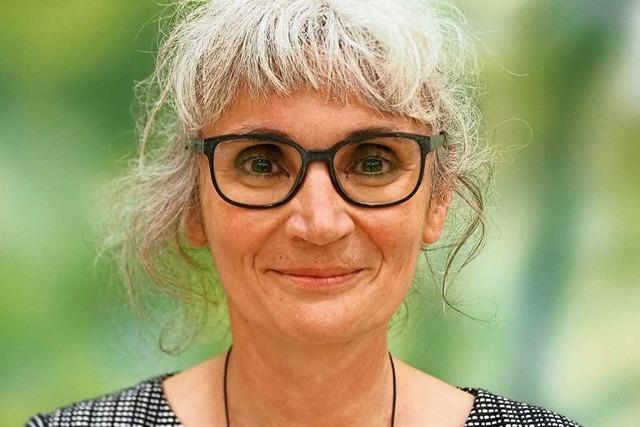 Heike Dorow tritt für die Grünen im Wahlkreis Emmendingen-Lahr an