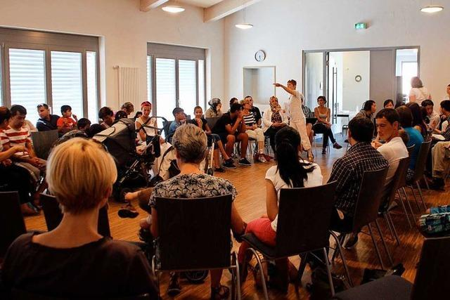 Den größten Bedarf haben Flüchtlinge in Ettenheim an Wohnraum