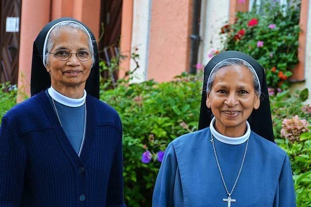 Diese zwei Schwestern kamen vor 60 Jahren aus Indien ins Münstertal