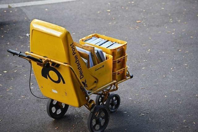Post-Beschäftigte im Land legen Arbeit erneut nieder