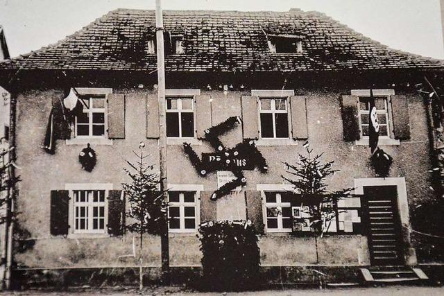 Bollschweiler recherchiert neue Erkenntnisse über die NS-Zeit im Ort