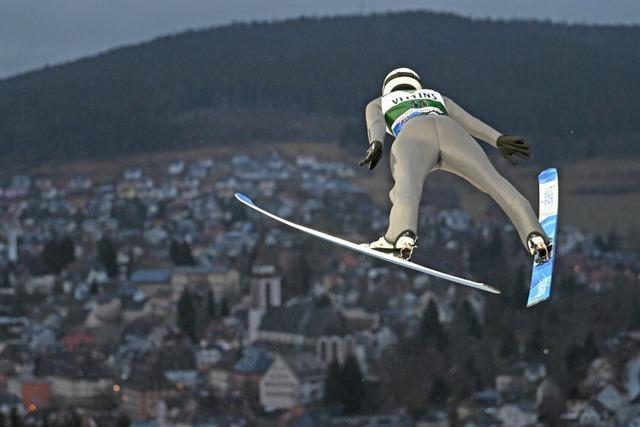 Skispringen in Neustadt könnte ohne Zuschauer stattfinden