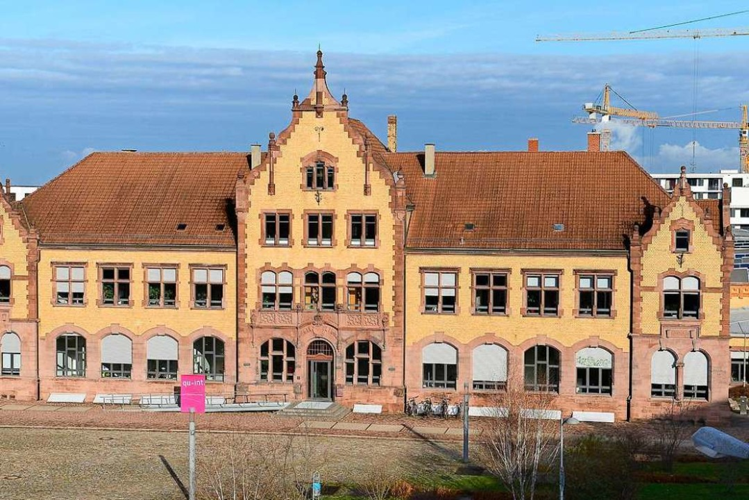 Das alte Zollamtsgebäude auf dem Güter... hatte Quint seinen Sitz (Archivbild).  | Foto: Ingo Schneider