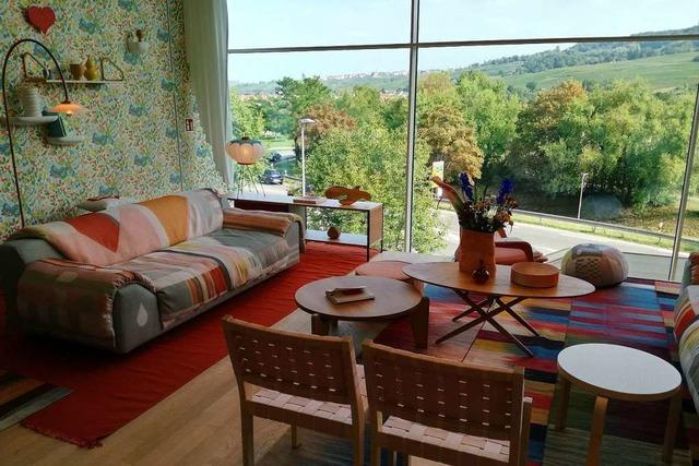 Vitra-Haus präsentiert sich mit neuem Innenleben