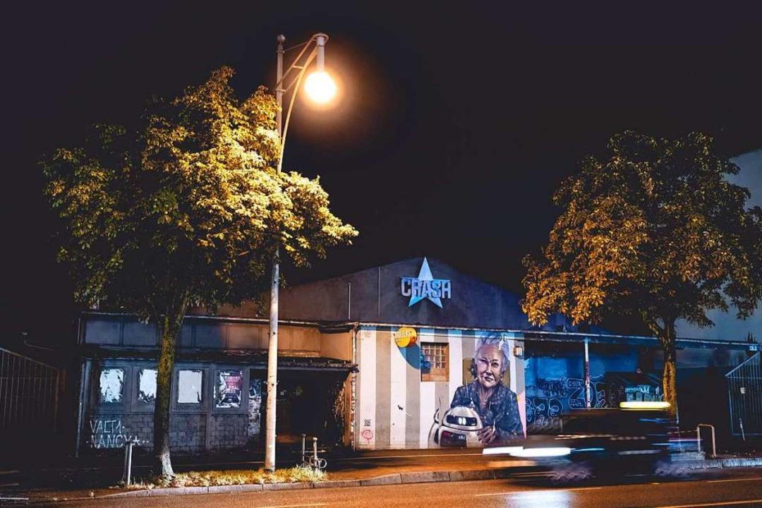Der Musikclub Crash in der Schnewlinstraße ist schon seit März geschlossen.    Foto: Linus Ziegler