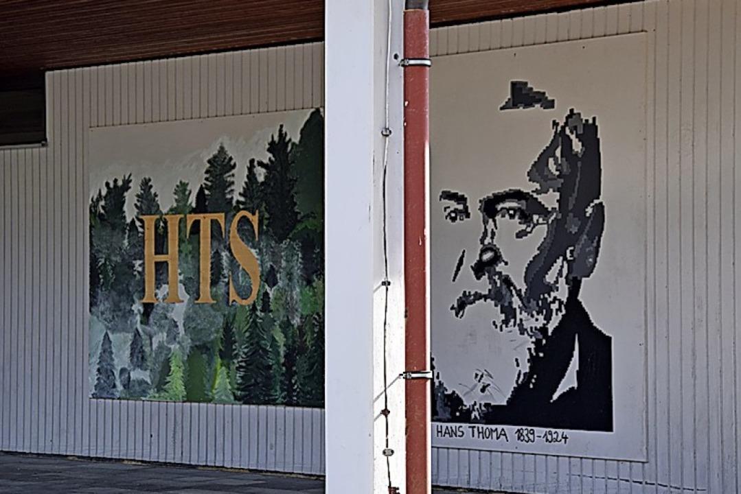 An der Hans-Thoma-Schule in Titisee-Neustadt gab es einen Corona-Fall.    Foto: Nora Bulla