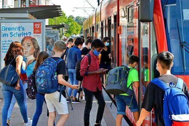 Der Schulstart in Freiburg gelingt trotz Pandemie problemlos