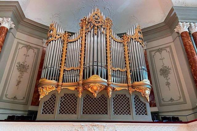 Die neue Metzler/Klahre-Orgel im Stadtcasino Basel ist wunderbar