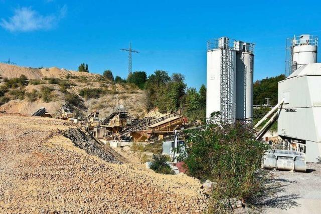 Karsauer Ortschaftsräte lehnen Betonmischanlage ab