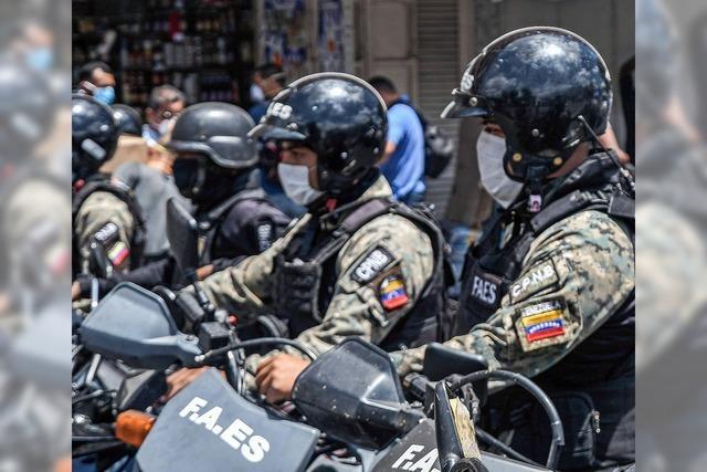 Amerikas brutalste Polizeieinheit