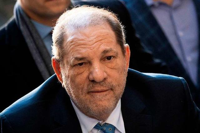 Queen erkennt verurteiltem Harvey Weinstein den Ritterorden ab