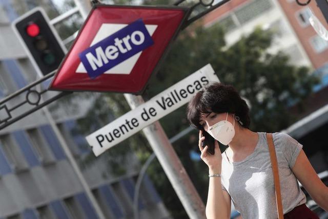 Corona-Newsblog: Teile von Madrid ab Montag im Lockdown