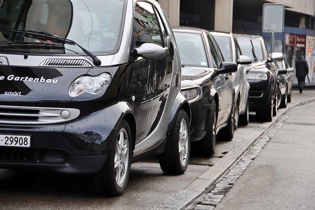 Basel will 530 öffentliche Parkplätze streichen