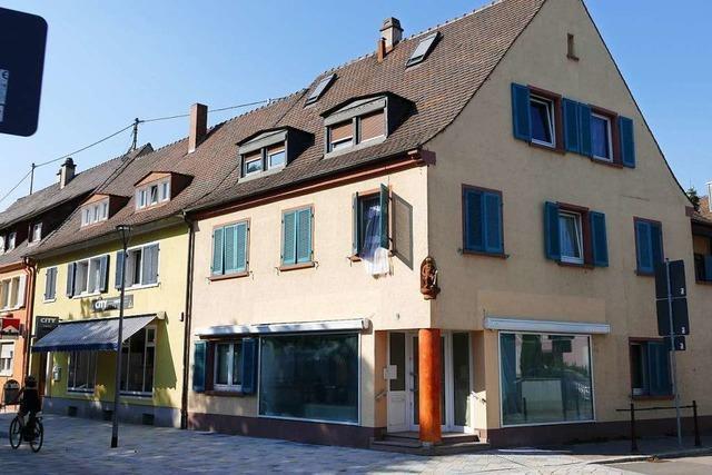 Grünes Licht für neue Gaststätte in der Breisacher Rheinstraße