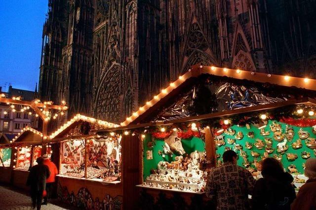 Findet in Straßburg trotz Corona der Weihnachtsmarkt statt?