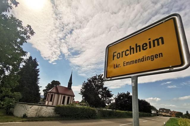 So blickt Forchheims Noch-Bürgermeister Johann Gerber auf seine Amtszeit zurück