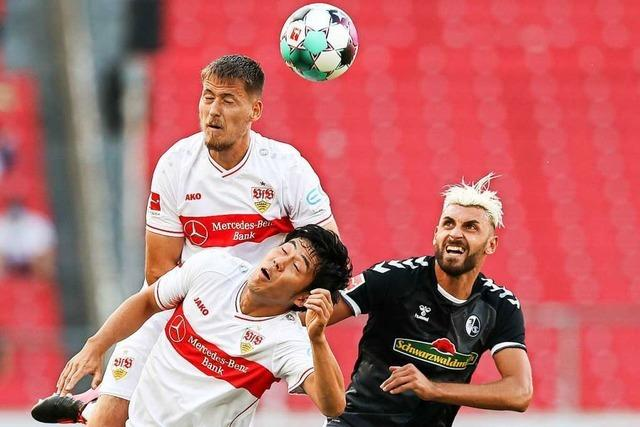 Fotos: SC Freiburg gelingt in Stuttgart 3:2-Auftaktsieg