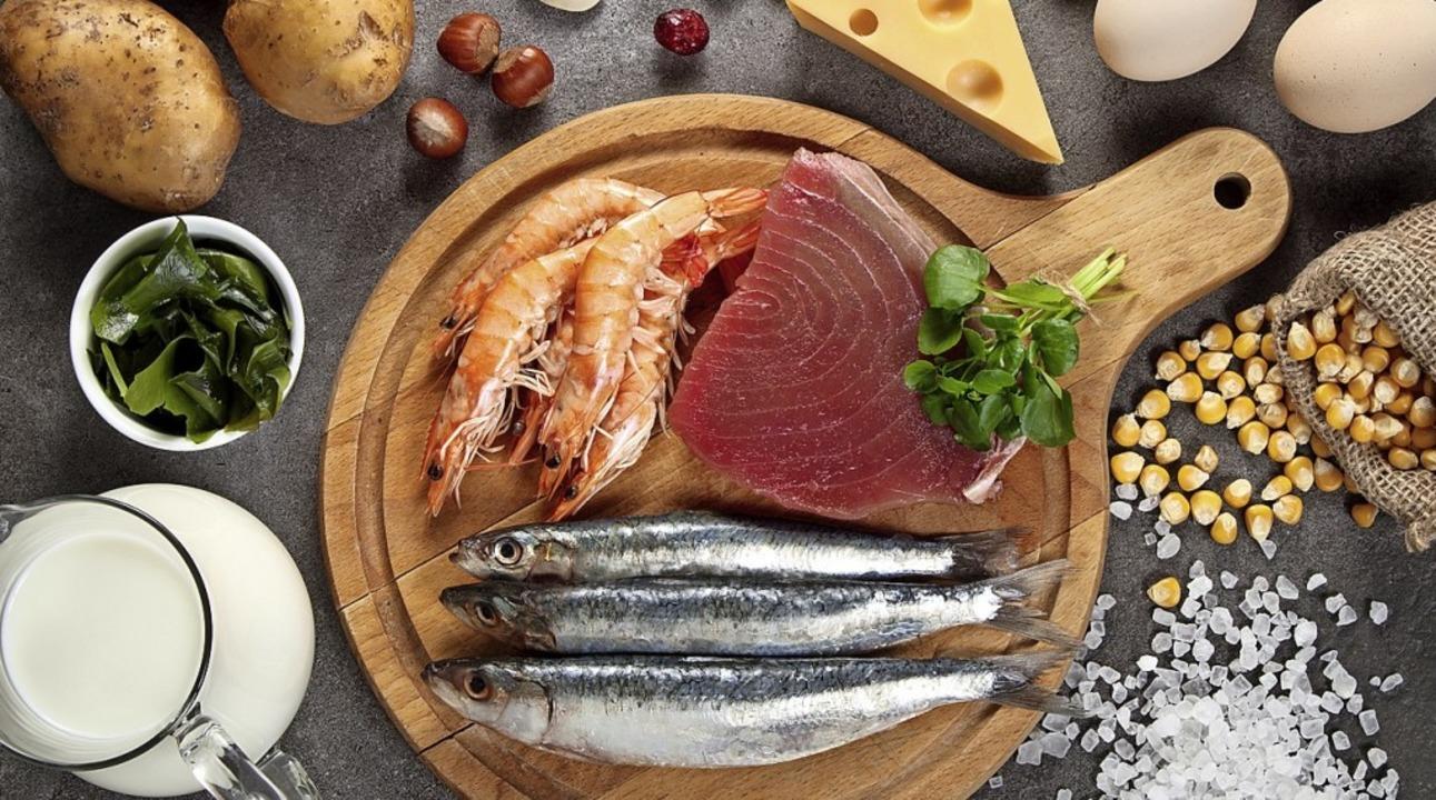 Seefische sind die besten Jodlieferanten.  | Foto: airborne77  (stock.adobe.com)