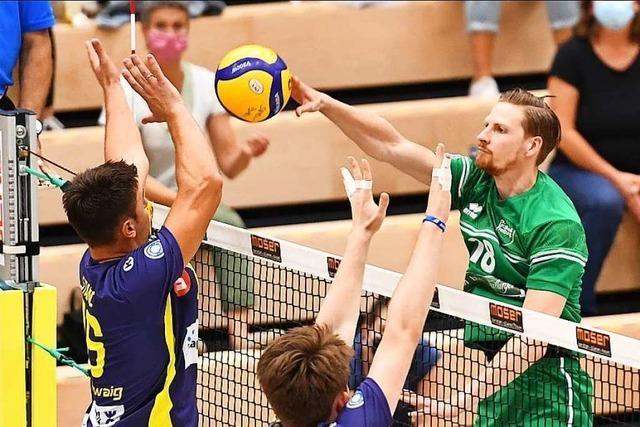 FT 1844 Freiburg gibt 2:0-Führung noch aus der Hand