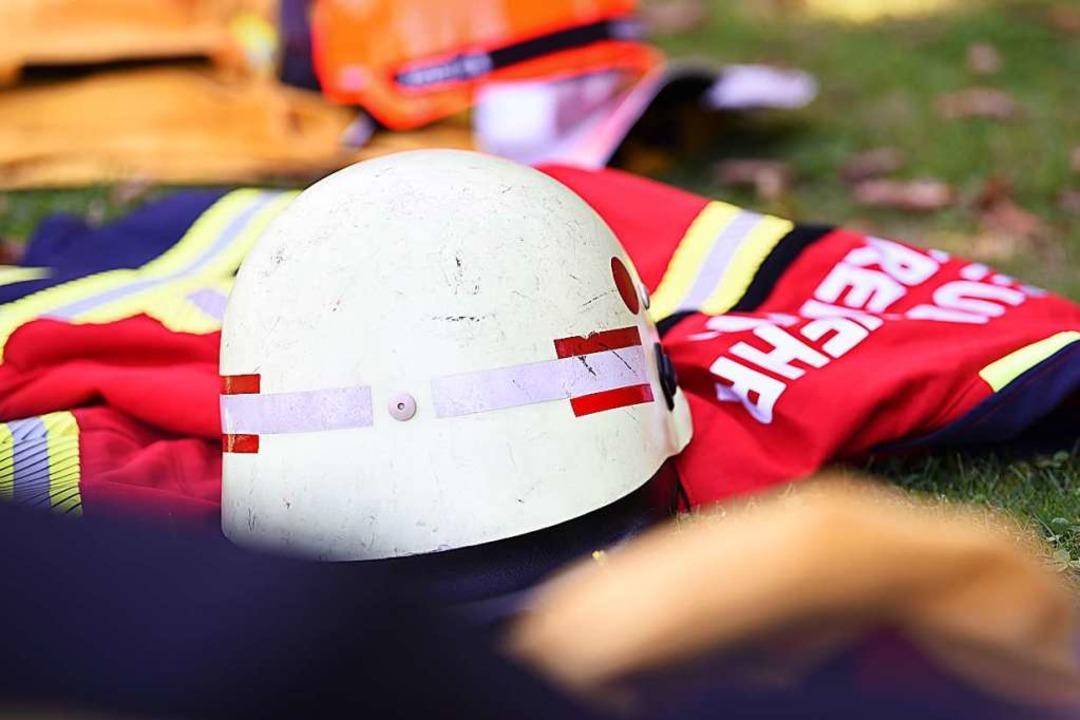 Ermittlungen zur Brandursache  | Foto: Rita Eggstein