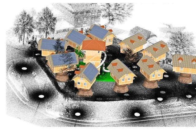 Beim Seelbacher Campingplatz soll ein Baumhaus-Feriendorf entstehen