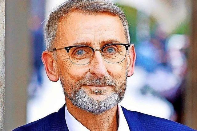 Armin Schuster soll Chef des Katastrophenschutz-Amtes werden