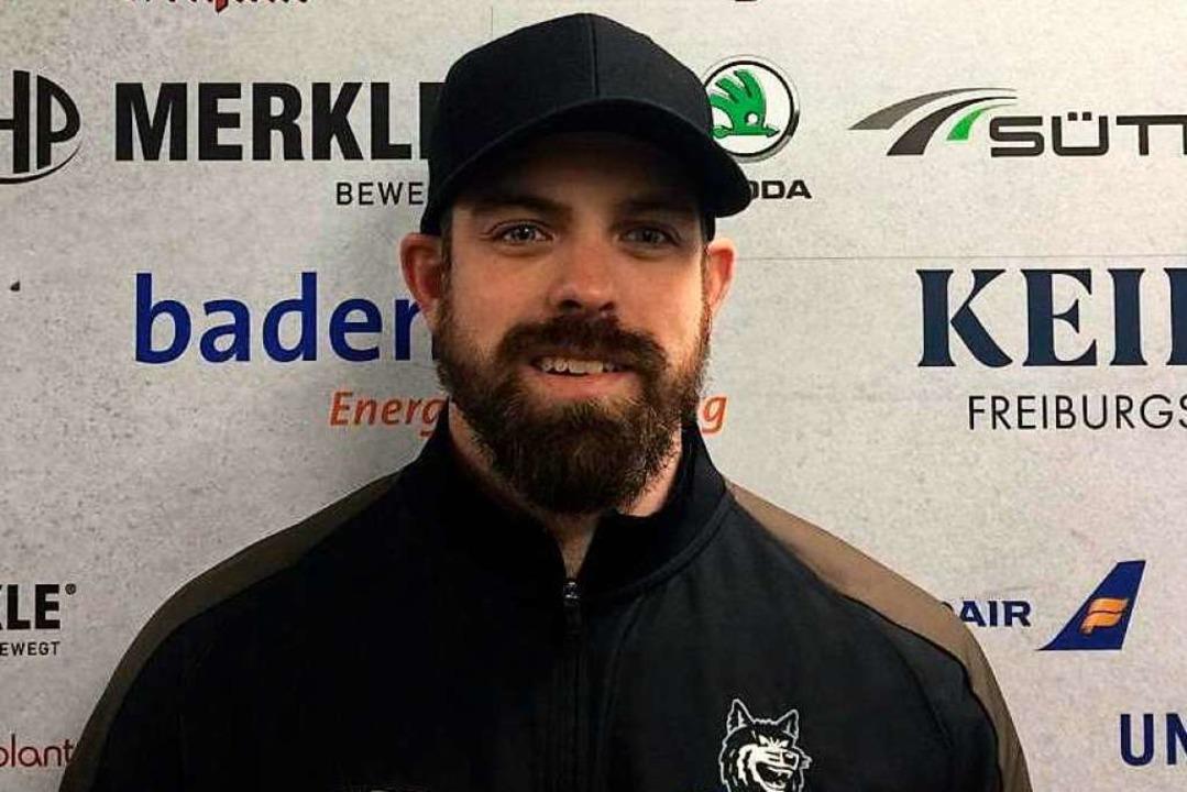 Unterstützt fortan Chefcoach Peter Rus...o-Trainer: der 32-jährige JackHartigan