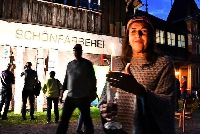 Fotos: Die Nacht der offenen Ateliers in Lörrach