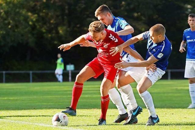FV Lörrach-Brombach ermauert sich ersten Oberliga-Auswärtspunkt