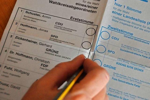 Welche Folgen Armin Schusters Wechsel für seinen Wahlkreis hätte