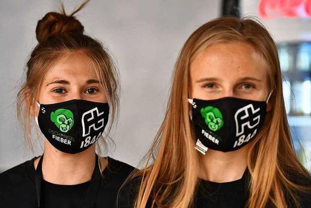 Erstes Heimspiel unter Corona-Auflagen für Freiburger Zweitliga-Volleyballer