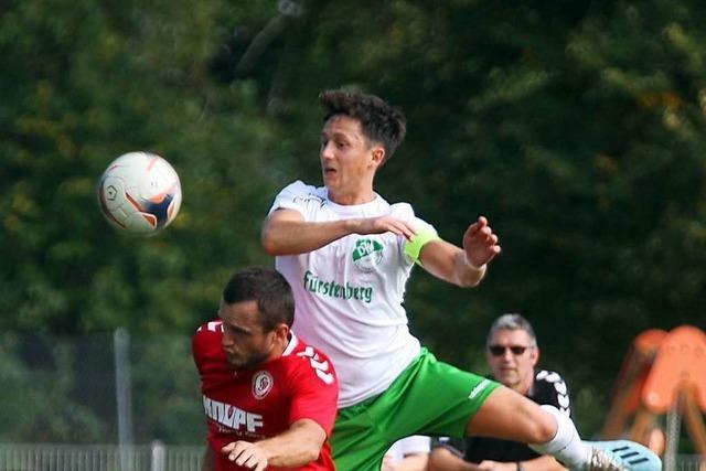 DJK Donaueschingen unterliegt dem homogeneren SV Bühlertal