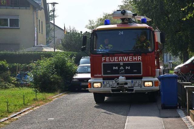 Ergebnis beim Feuerwehrtest in Rheinfelden fällt gut aus