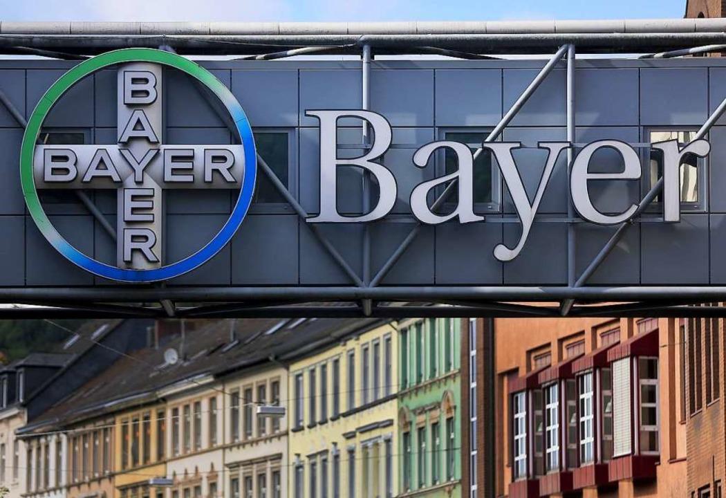 Bayer hat den Iberogast-Hersteller 2013 gekauft.    Foto: Oliver Berg