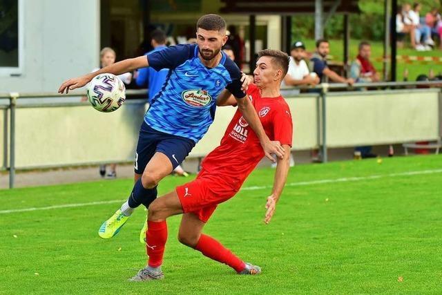 Kein Sieger nach verschiedenen Dritteln zwischen FC Denzlingen und FC Auggen