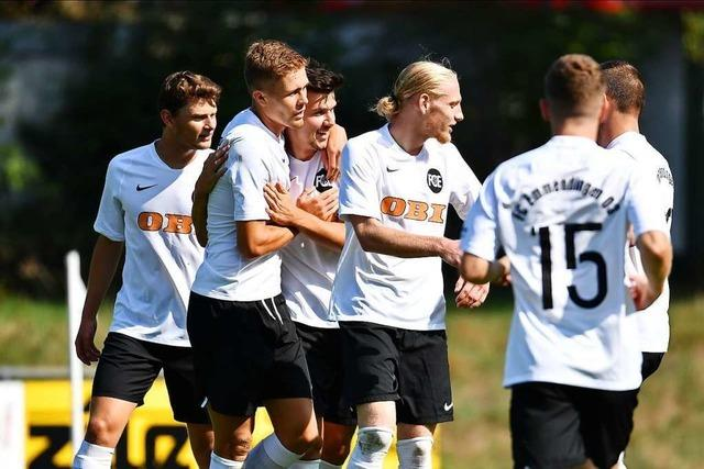 Marko Radovanovic schnürt Fünfer-Pack für den FC Emmendingen