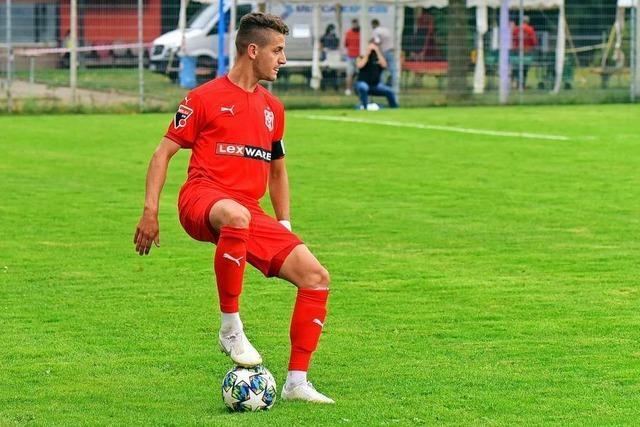 Schwach vor der Pause: Freiburger FC unterliegt 0:2 in Bissingen
