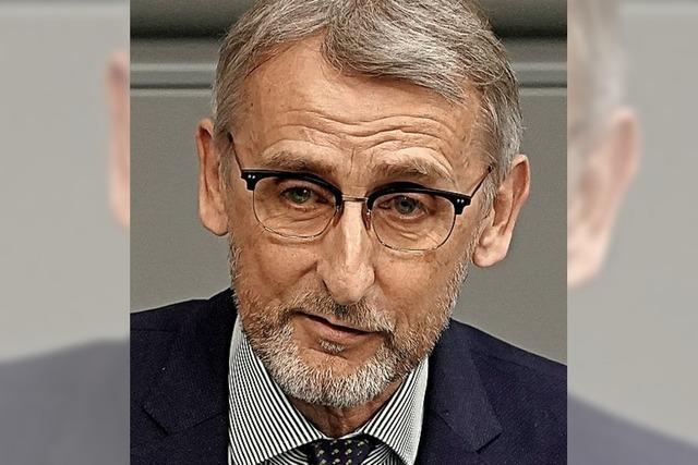 Armin Schuster wird Chef in Bundesamt