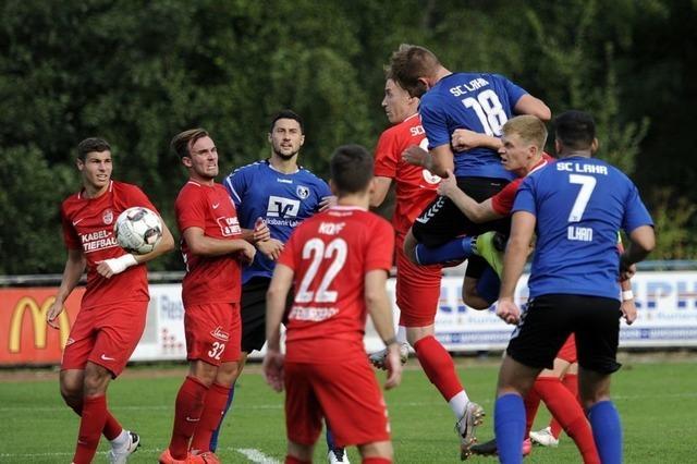 Des Trainers Deja-Vu im Derby zwischen dem SC Lahr und Offenburger FV