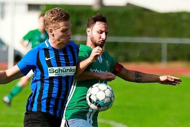 Jungspund schießt SG FC Wehr-Brennet zu Heimsieg gegen FC Zell