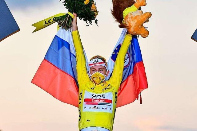 Die Tour de France 2020 war unglaublich – und der Sieg ist zweifelhaft