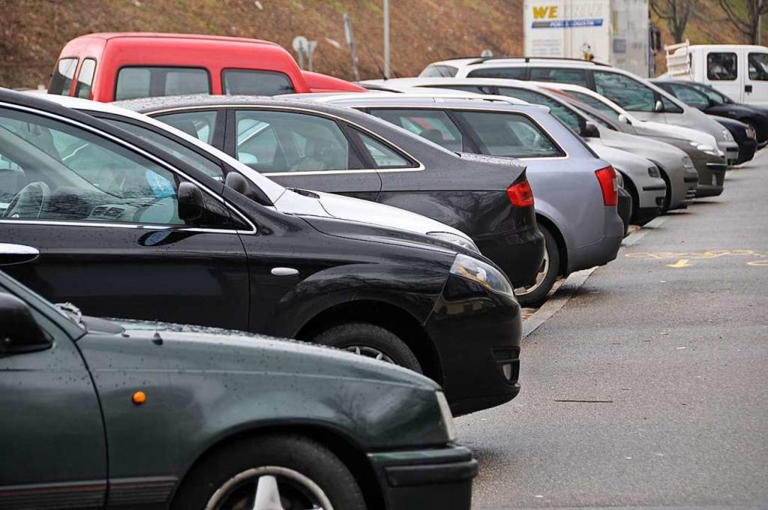 In Basel wird es weniger Parkplätze geben.  | Foto: Daniel Gramespacher