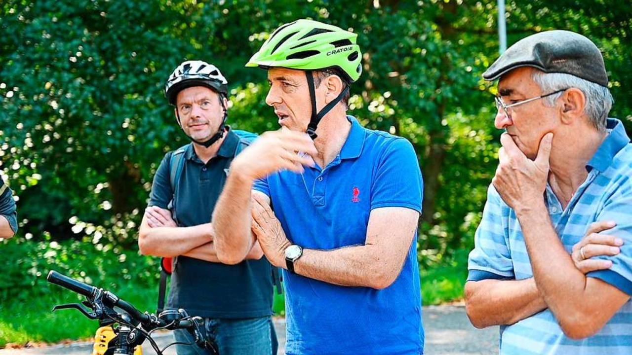 Oberbürgermeister Jörg Lutz  | Foto: Ansgar Taschinski