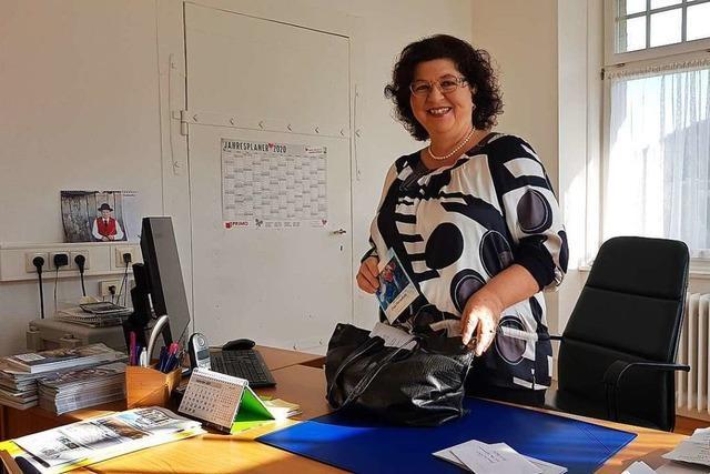 Aiterns scheidende Bürgermeisterin: